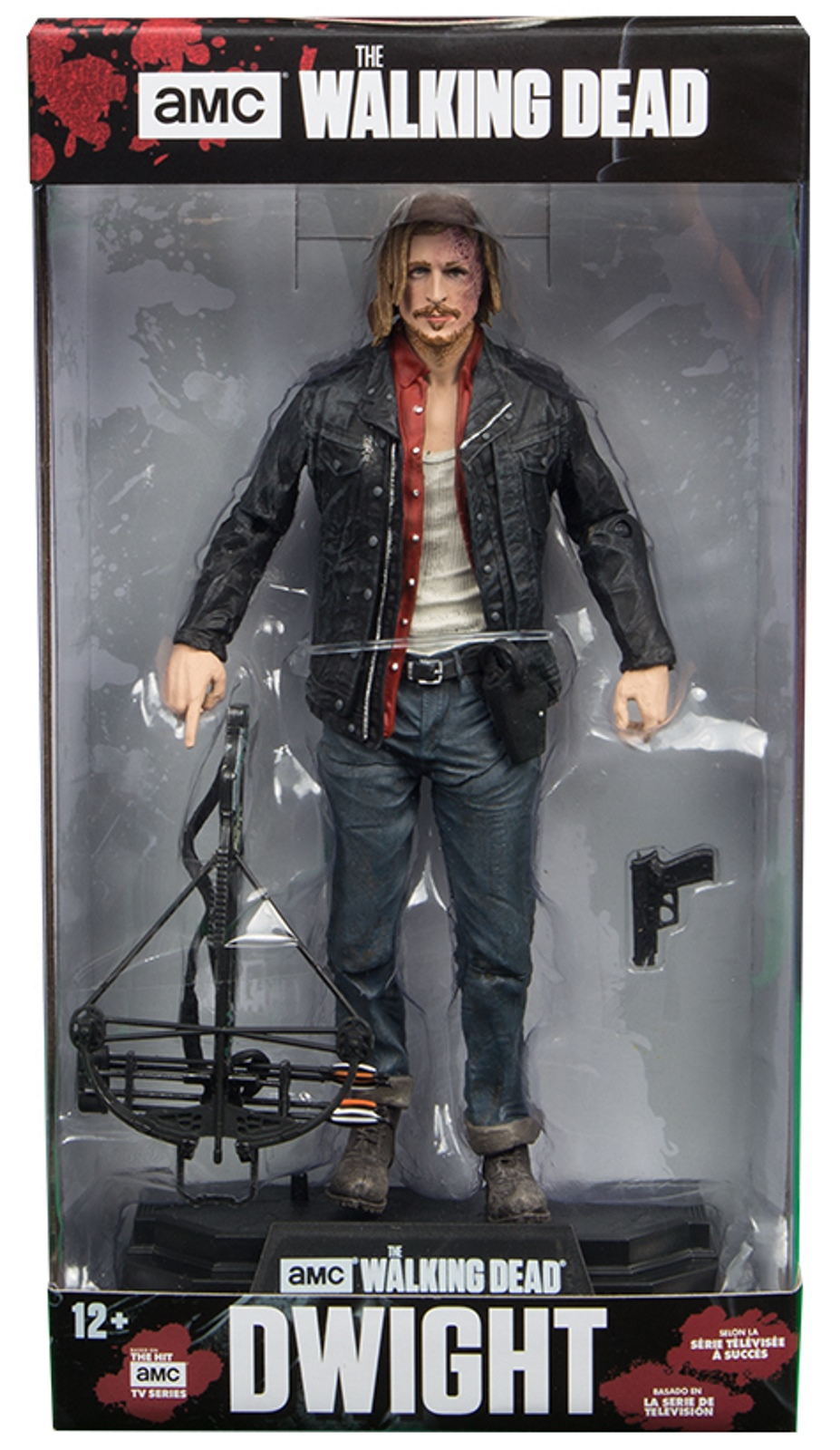 "THE WALKING DEAD - Dwight 7"" Collector Edition Window Box Figure"