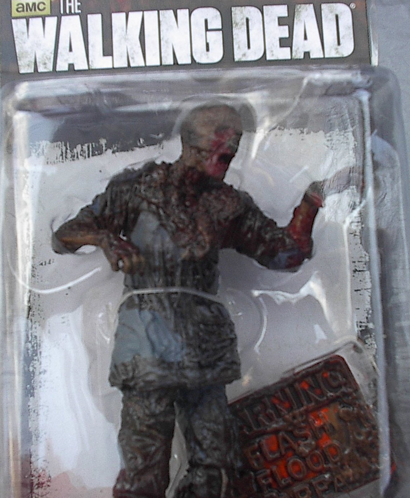 Mud Walker TV Series 7 The Walking Dead McFarlane figure