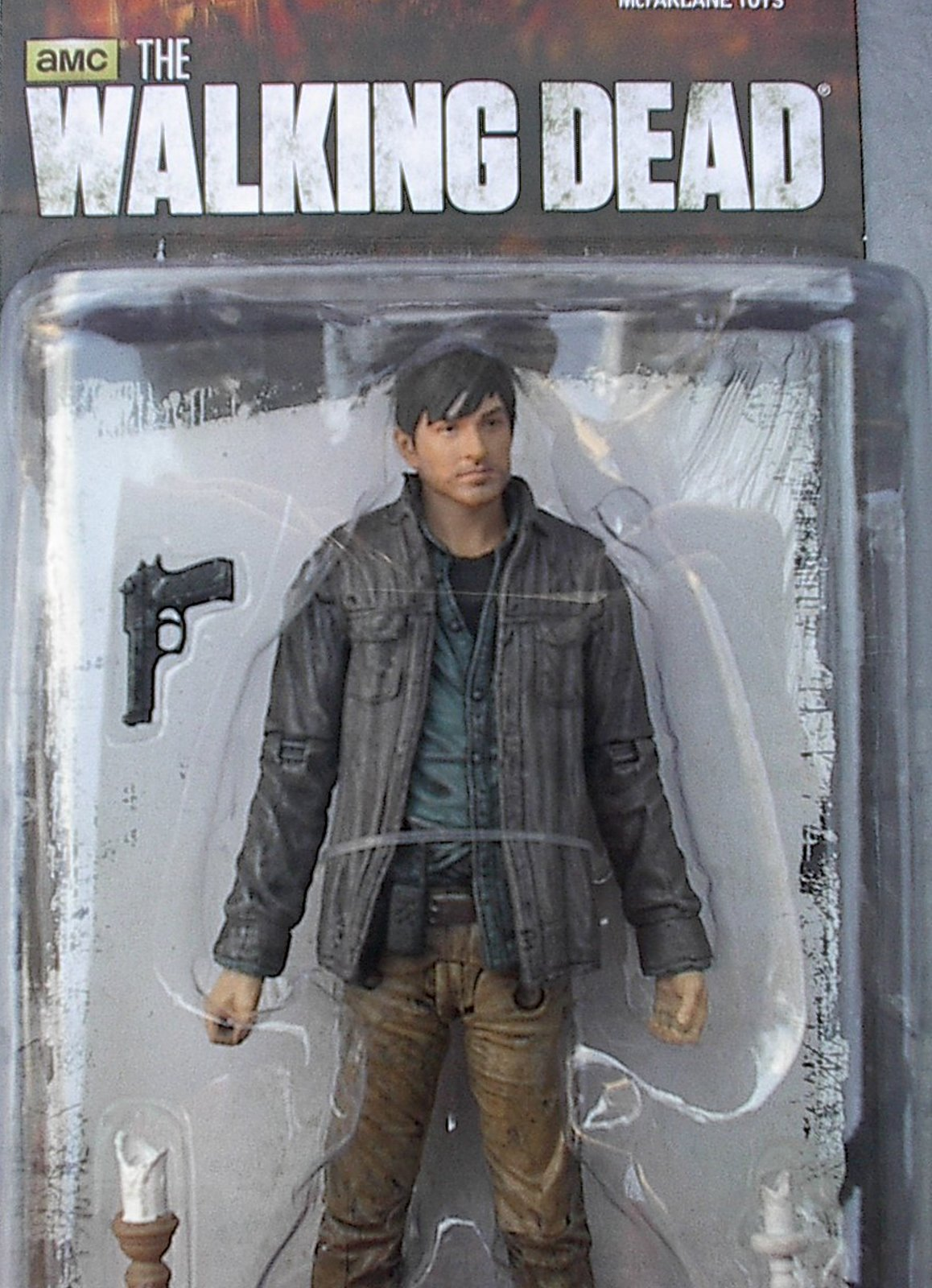 Gareth TV Series 7 The Walking Dead McFarlane figure