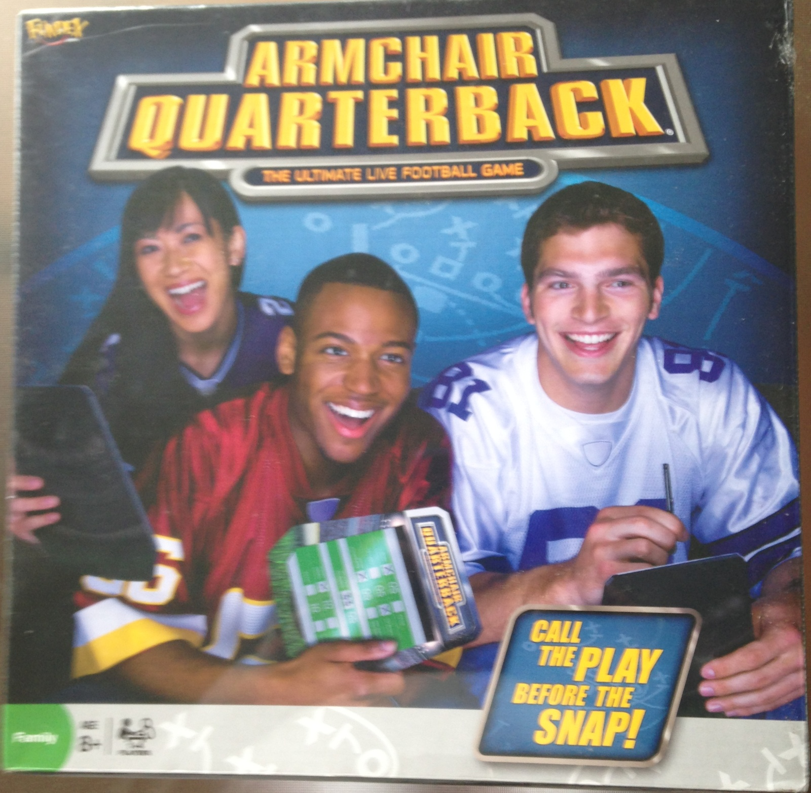 Armchair Quarterback The Ultimate Live Football Game