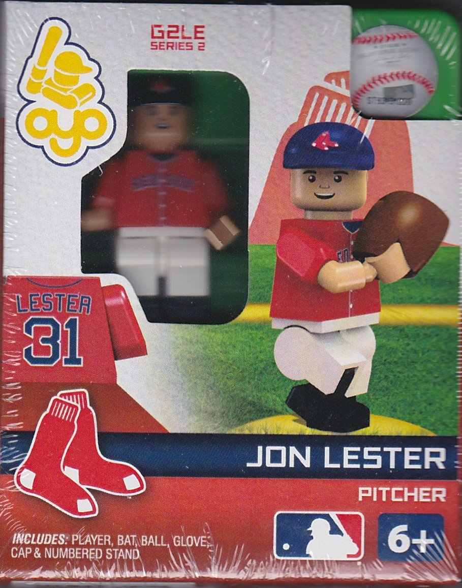Jon Lester OYO Baseball figure Series 3 G2LE Boston Red Sox
