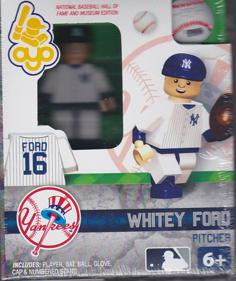 Whitey Ford OYO Baseball figure HOF Series New York Yankees