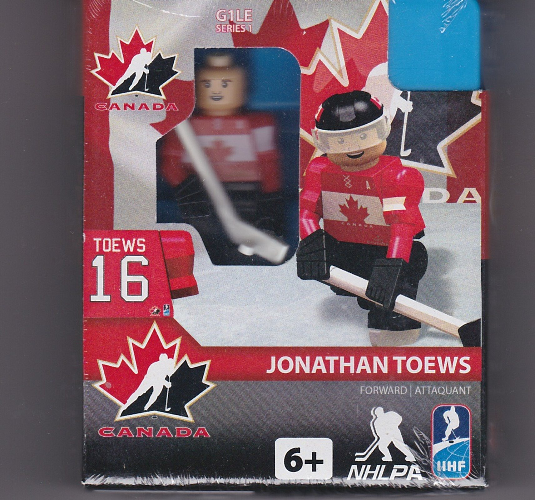 Jonathan Toews Team Canada NHL OYO Hockey G1LE Series 1
