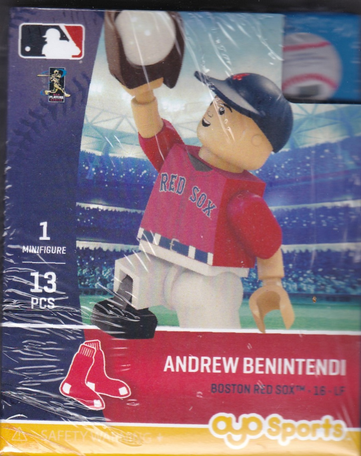 Andrew Benintendi LF OYO Baseball figure Generation 5 Series 2 Boston Red Sox