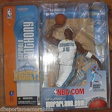 Carmelo Anthony NBA Series 6 McFarlane Debut figure CHASE Denver Nuggets