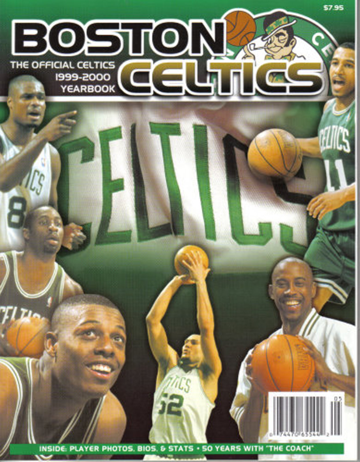 Boston Celtics, The Official Celtics 1999-2000 Yearbook