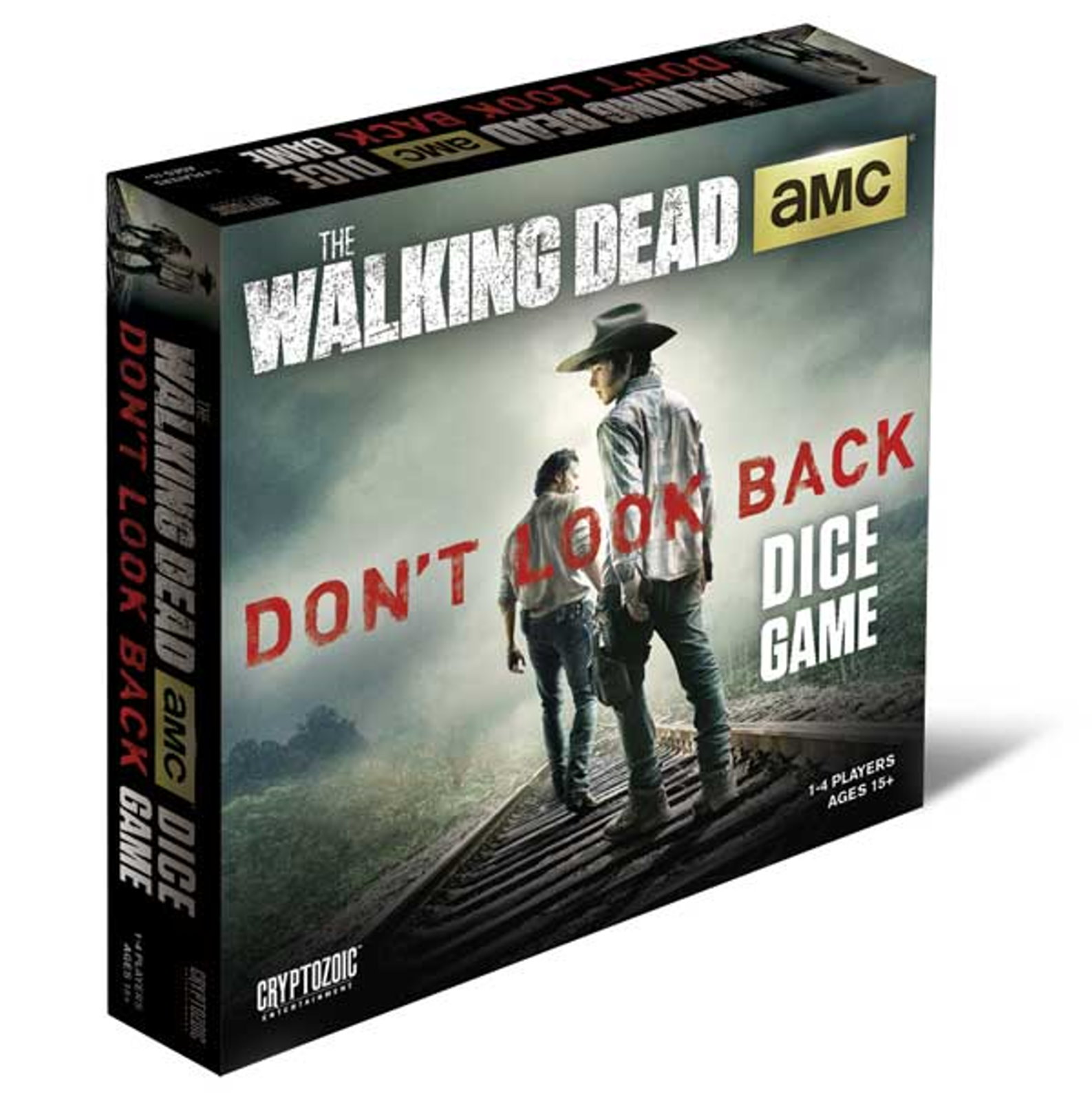 The Walking Dead Don't Look Back Competitive Dice Game